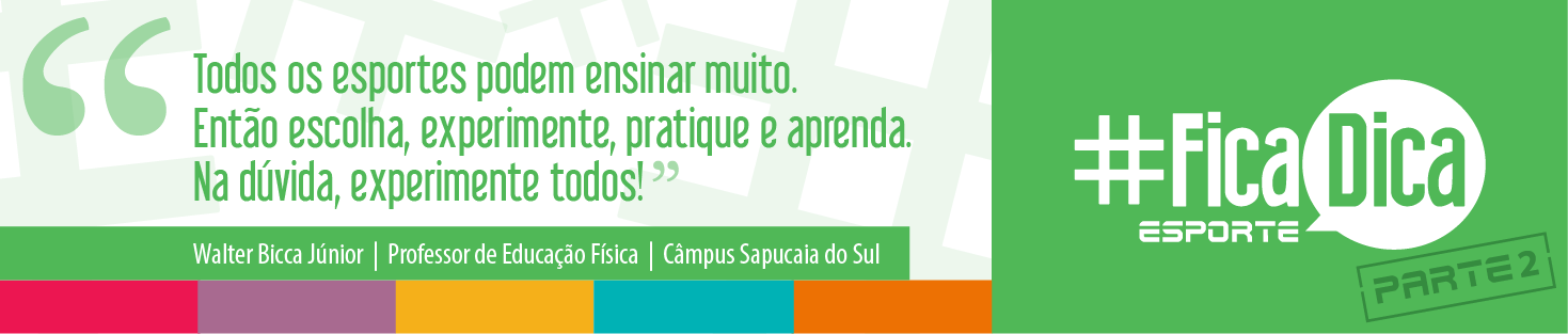 FicaDica - Esporte