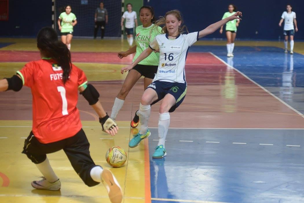 JIFs  IFSul leva o ouro no futsal feminino e vai ao pódio em outras três modalidades  coletivas 0bb18bdeabaa8